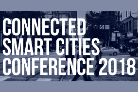 ICT4Water present at Connected Smart Cities conference 2018